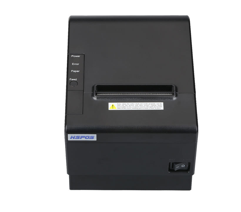 Factory Hot Sell Pos Thermal Receipt Printer Usb Lab Serial Invoice Printer