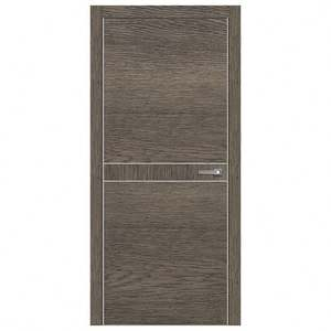 RG-PC33 Pre Hung Pvc Interior Door Imported From China High Quality Teak Wood Main Door