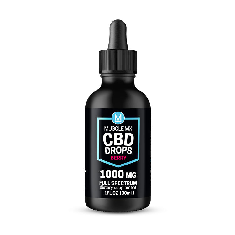 Top Grade Herbal Extract Cannabis CBD Oil Berry CBD Drops 1000mg