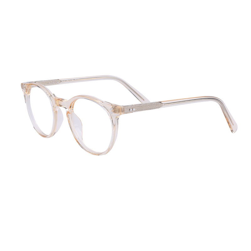 2020 High Quality Acetate Optical Frame Clear Blue Light Blocking Glasses