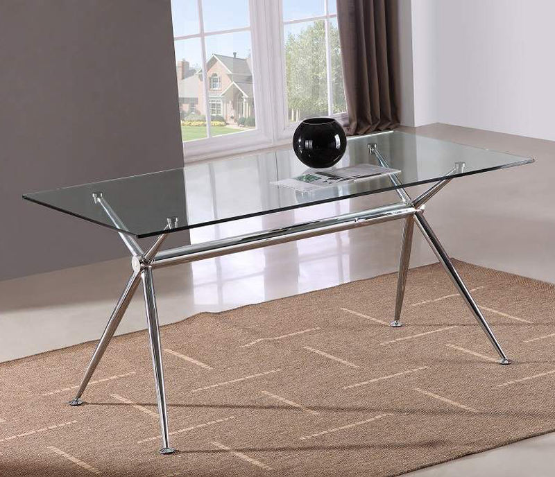 Tempered Tea Table Glass Top/ Toughened glass table top/