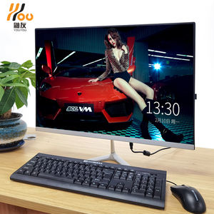 stand all-in-one+pc 21.5 27 23.8 24 inch i7 4gb/8gb mini desktop all in one pc win10 system curved computer i3 i5 with battery