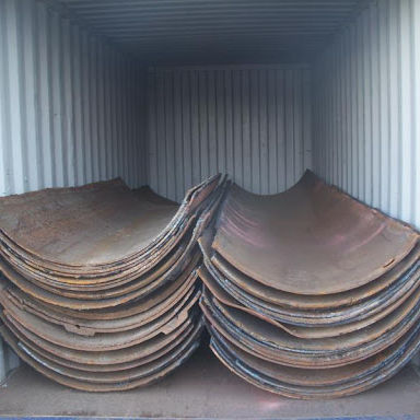 HMS 1 and 2 Metal Steel Scrap / Iron Scrap