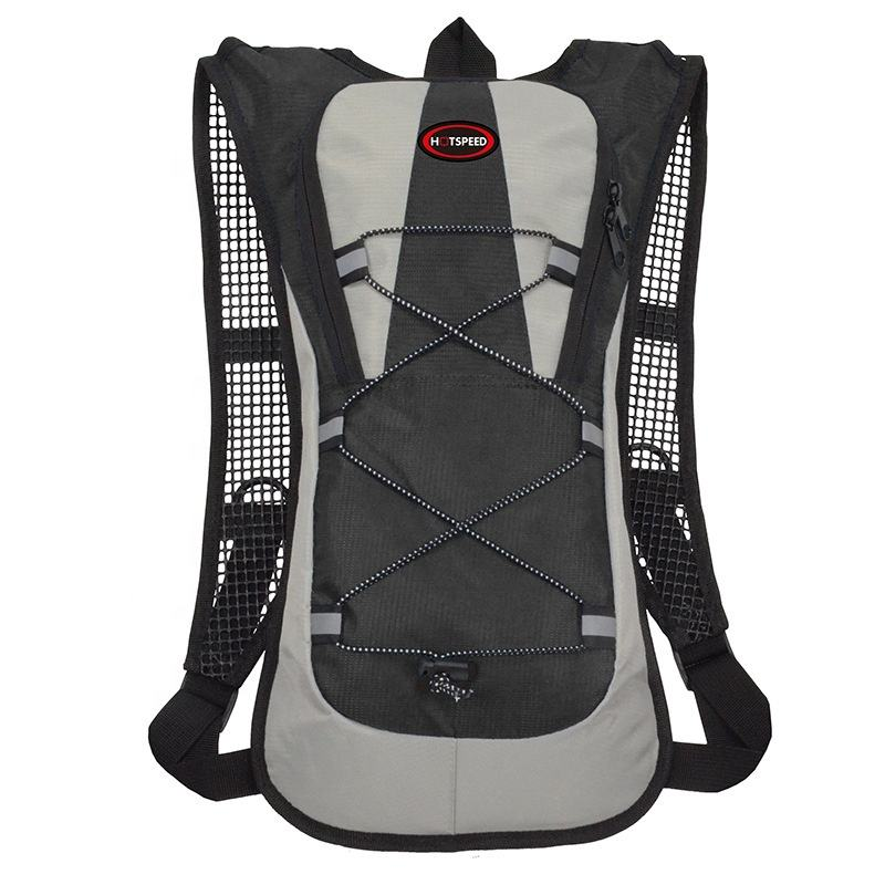 Custom Water Backpack Hydration Pack 5L Insulated Running Hiking Black Cheap Hydration Backpack