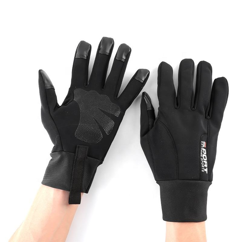 Lightweight Windproof Waterproof Winter Hand Warm Thermal Mountain Climbing Racing Riding Bike Warm Gloves
