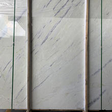 Eco friendly polished natural marble price per square meter jade stone for interior decoration