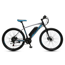 alloy HYDRAULIC disc brakes 36v 250w electric bike with low price