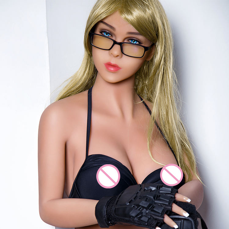 Haromis Source Factory 165 cm 5 ft 4.9 in big boob butt plug Blonde realistic toys sex adult tpe doll