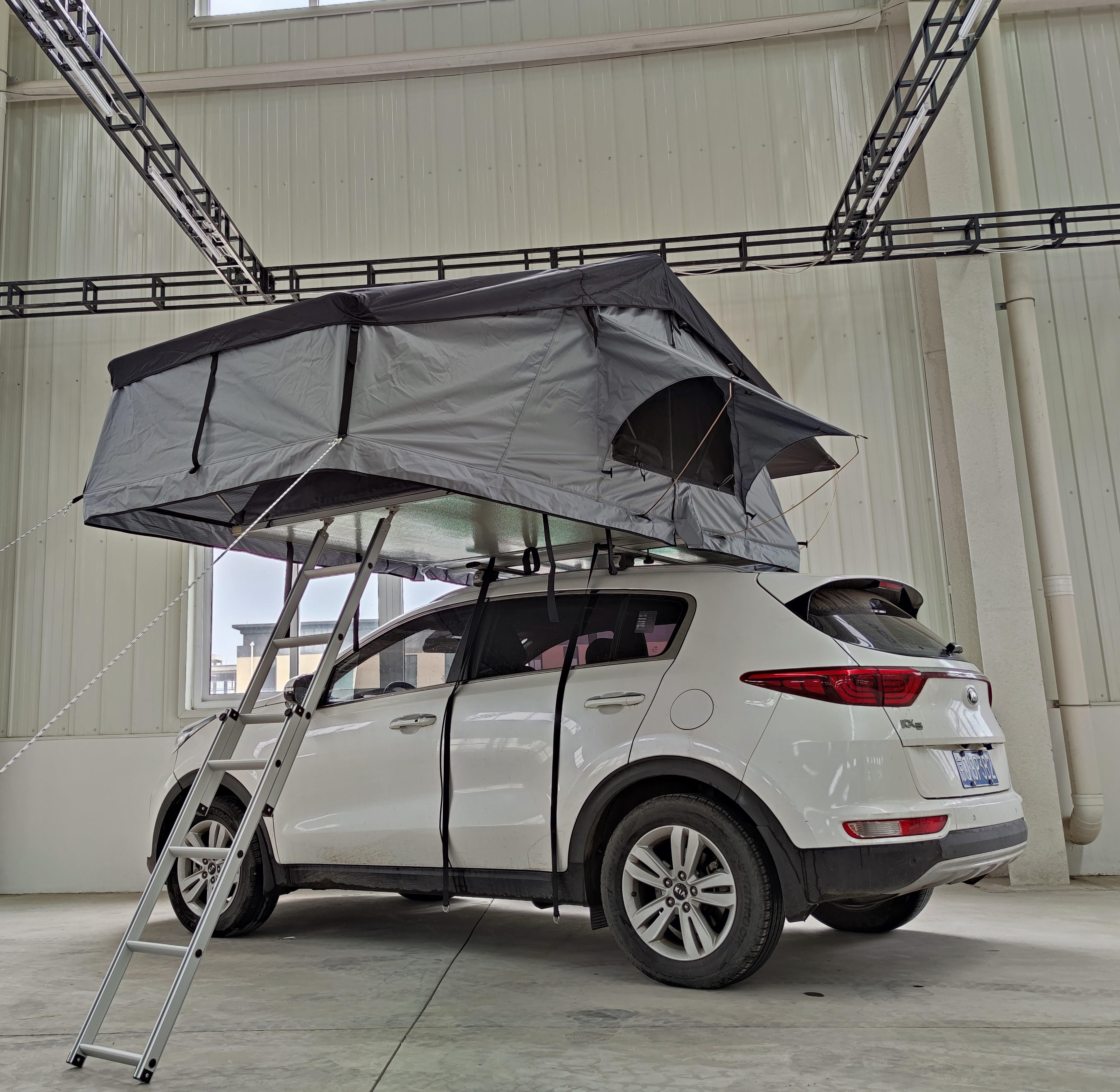 3-4 person ship in 3 days car roof tents outdoor camping products SRT01E-56