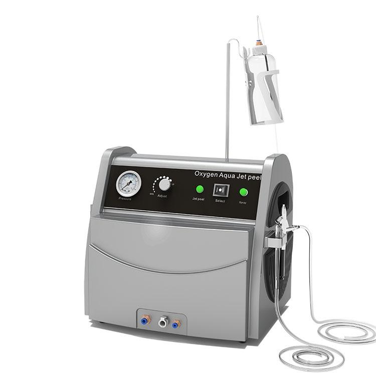 portable water oxygen jetpeel system for age spots