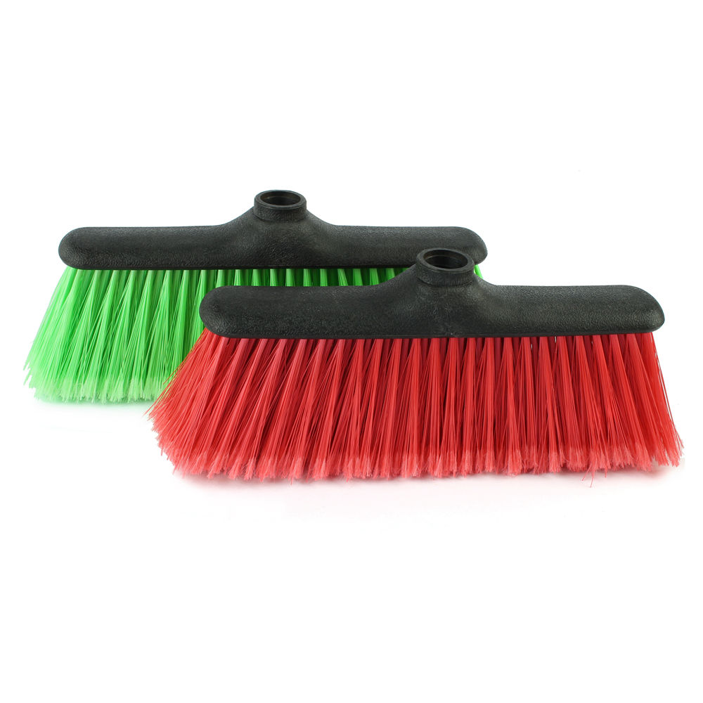 chile market plastic floor brush plastic broom with handle