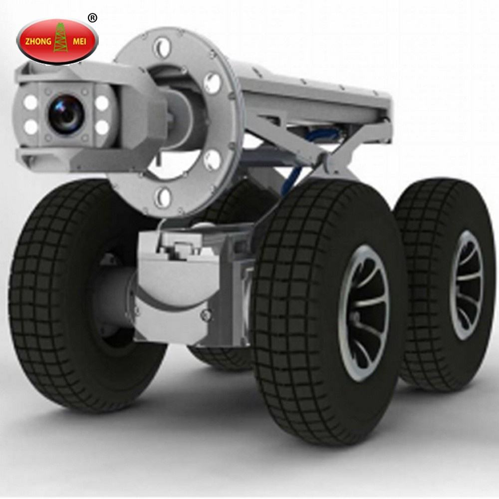 Pipe Inspection Robot/CCTV camera for sale