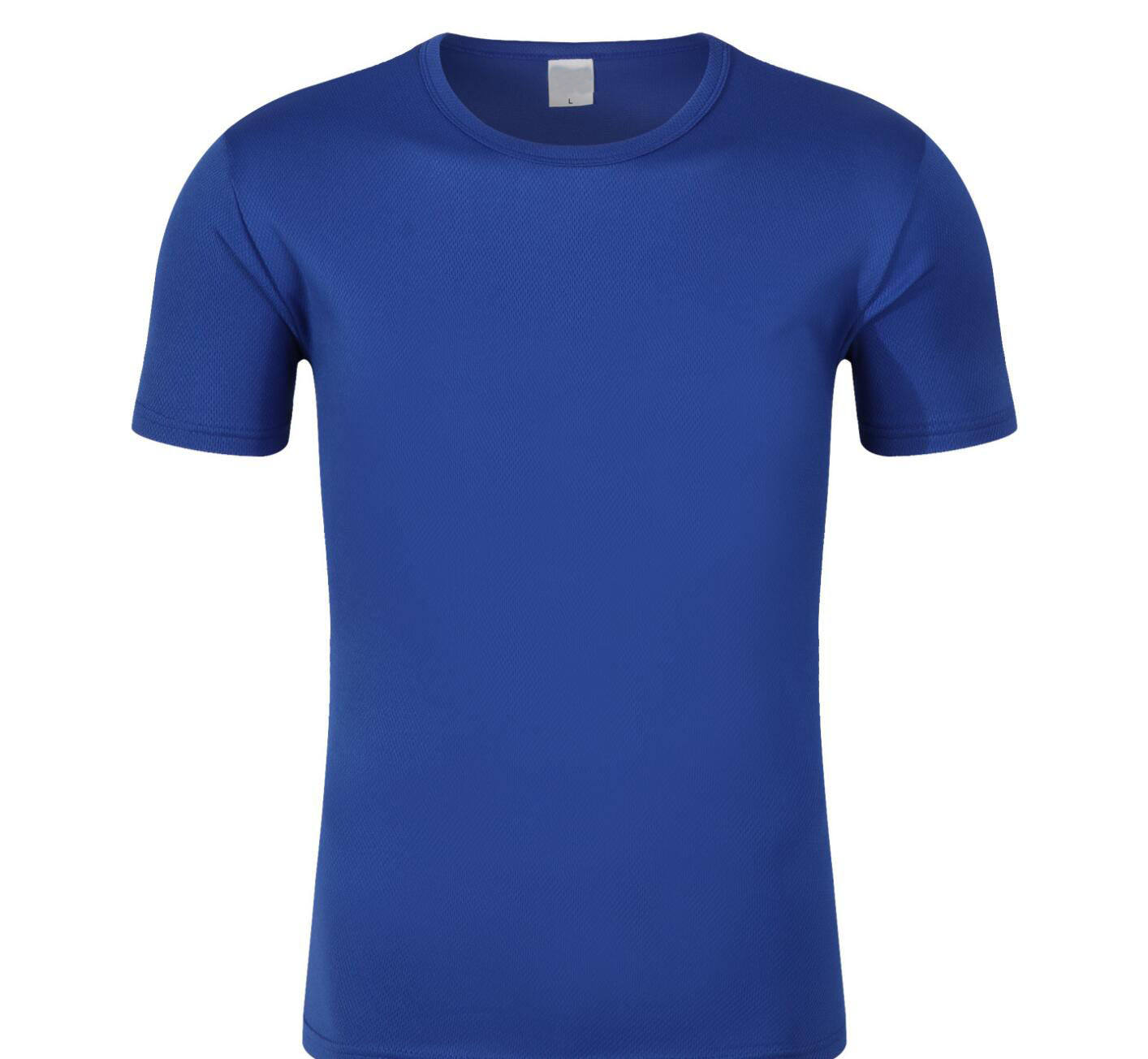Customized Outdoor Quick Dry Clothes Men's Short-Sleeved Fast Dry T-shirt