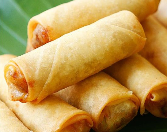 Crispy Vegetable Spring Rolls Pastry or Wrapper Manufacturer