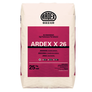 ARDEX X 26 Haute Performance Colle à Carrelage