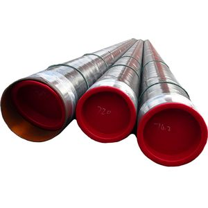 API 5L PSL1 PSL2 X65 3PE/3LPE Coating Tianjin Hot Rolled Seamless Water Steel Pipe