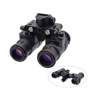 LINDU OPTICS FOV 50 degree gen 2+ night vision goggles binoculars with 37x30 IIT