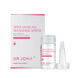 Hersteller OEM/ODM 10ml Ampulle Anti-aging Serum Apple Stem Cell Pflegende Gesicht Serum Private Label