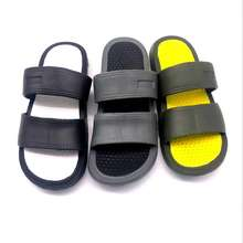 2019 new style custom logo mens slippers men's sandals slipper casual dresses  leather  men's sandals
