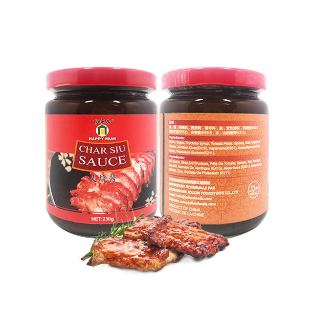 Authentic asian flavor marinating cooking sauce char siu sauce