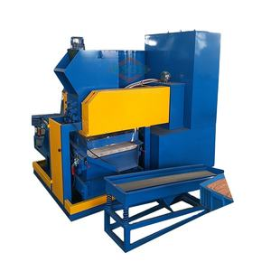CE approved high quality scrap copper wire separator machine cable wire gravity separator machine small cable granulator BS-D15