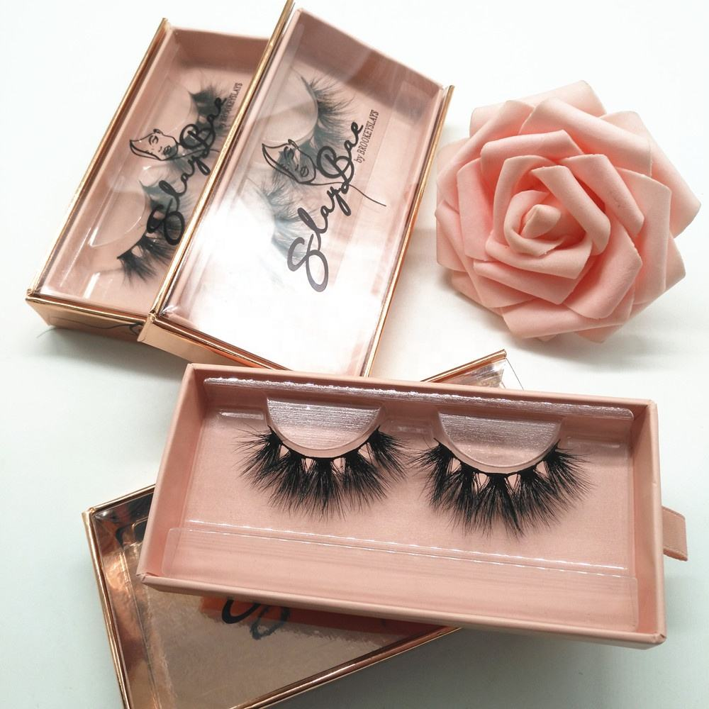 READY TO SHIP summer new lashes style silk lashes 8mm 12mm 15mm length faux mink lashes with free box 3d faux mink Eyelashes