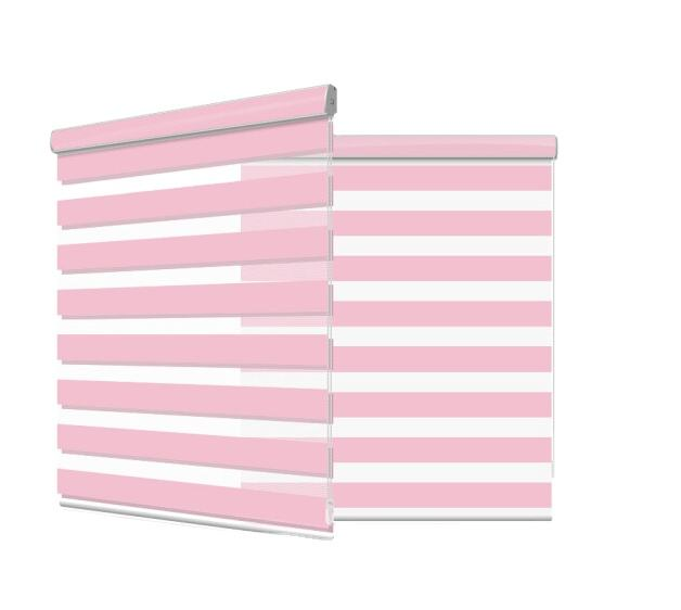 cheap price cordless cleaning green zebra blinds in hot selling