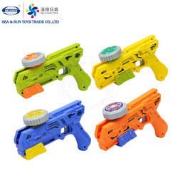 Sea&Sun Toys Manufacturer Hot Sale Spinning Top Toys Gun for kids
