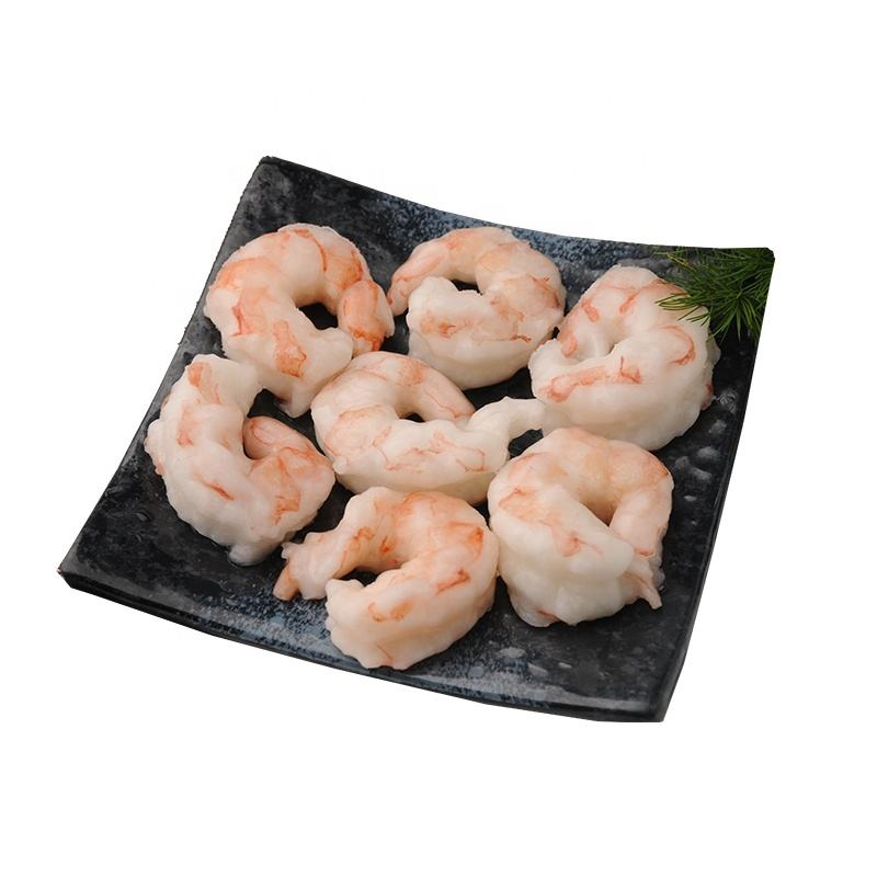 Huiyang Seafood Hot Sale High Protein Frozen Argentina Peeled Red Shrimp