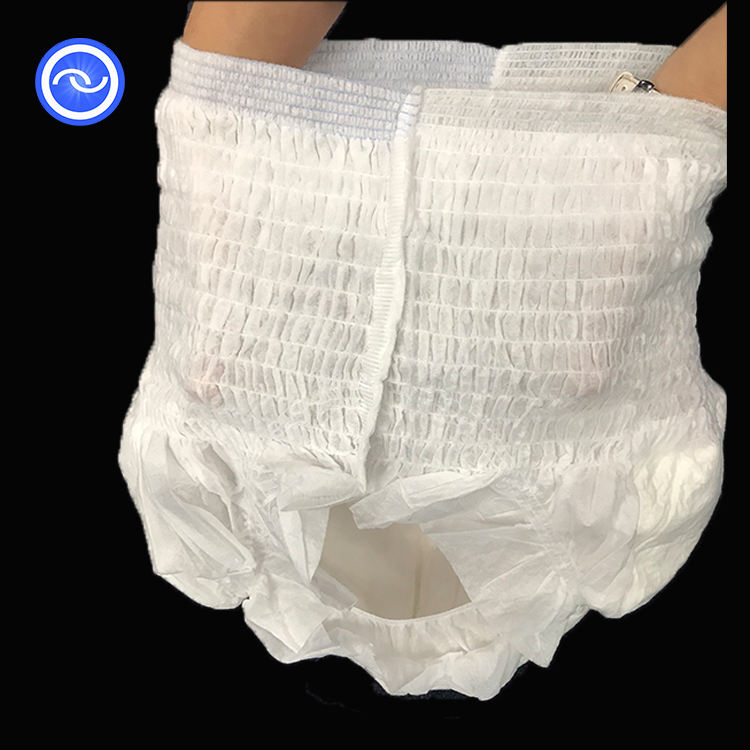 Manufacturer in china Free Samples M / L / XL Disposable Adult Pants Diaper in bulk Cheap Adult Diaper pull up/pants