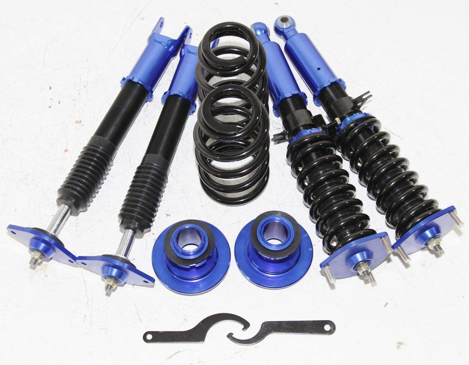 Non-adjustable Coilover Suspension lower kit for 08-11 Infiniti G37 Coupe / Sed@n RWD