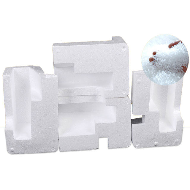 High quality polystyrene EPS packaging foam for LCD TV