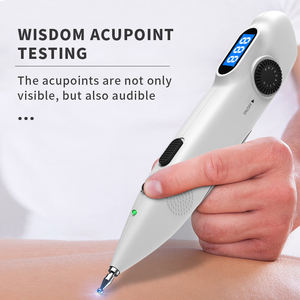 electronic acupuncture pen meridian massage therapy meridian massage tool