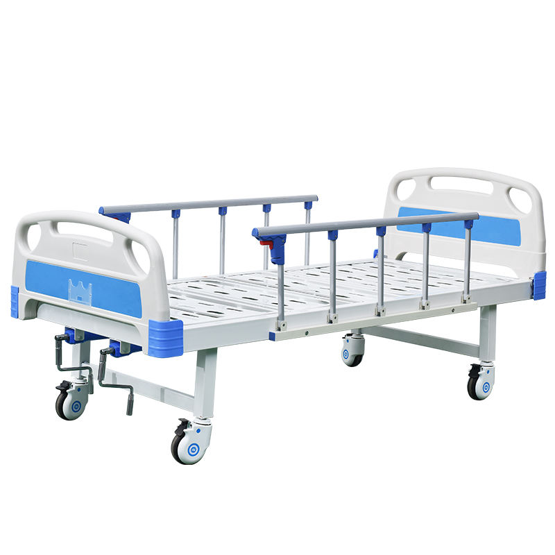 15 Years International Business Experiences Factory Directly Supply Big Stock Two Cranks Manual Hospital Beds