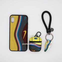 Drop shipping sneaker collection set of 3pcs with iphone cas