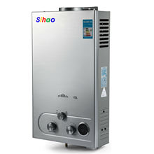 High Quality LPG 18L Gas Water Heaters