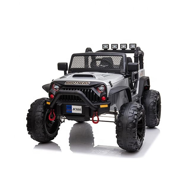 Factory Newest 2020 ride on jeep 24 volt ride on toy baby toys car big kids electric battery electric car baby kids
