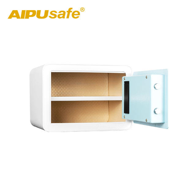 Safe Box AIPU Hot Sale Home Office Safe / Personal Colorful Electronic Safe Box / Great Compact Size NS2535-E
