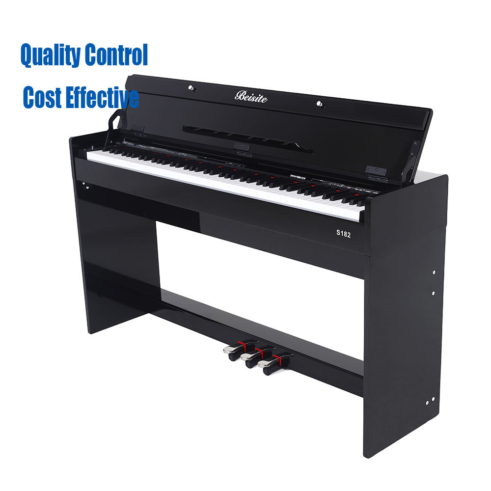 China factory price digital piano 182 electric piano 88 key