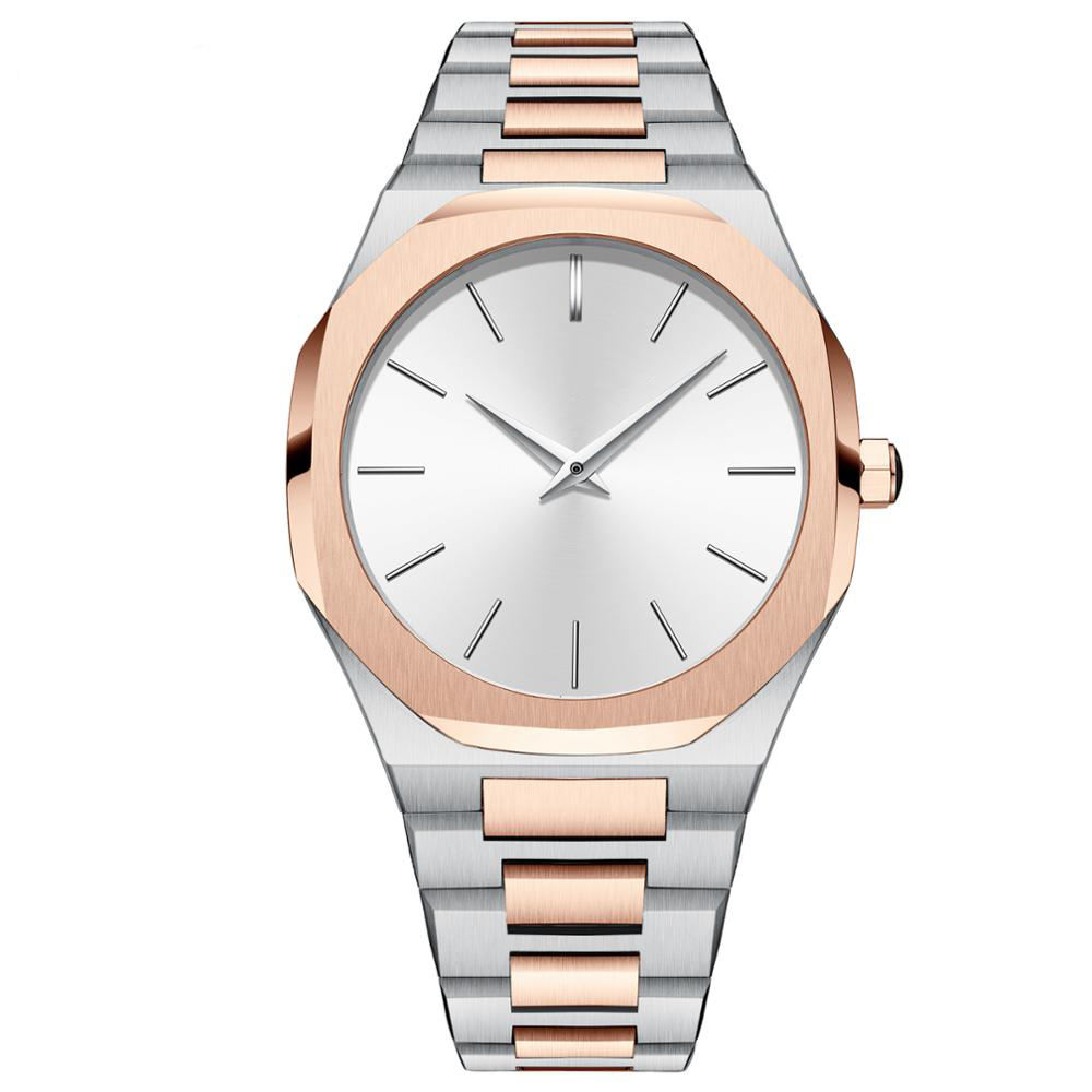 2020 Customized Luxury Elegant 30m Water Resistant Stainless Steel Gift Quartz Women Watch