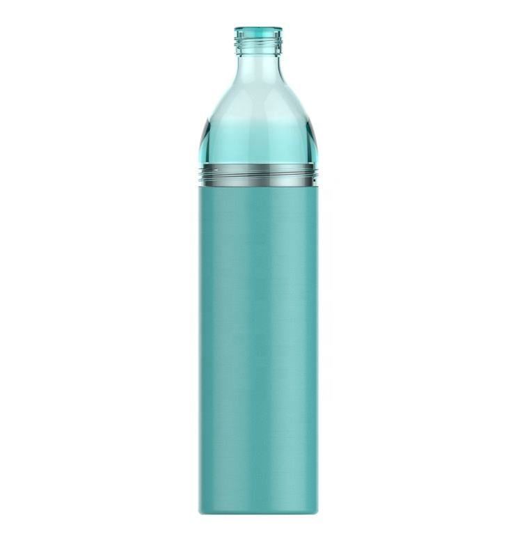 Eco-friendly portable water bottle vacuum flask stainless steel insulated sports drink thermos coffee
