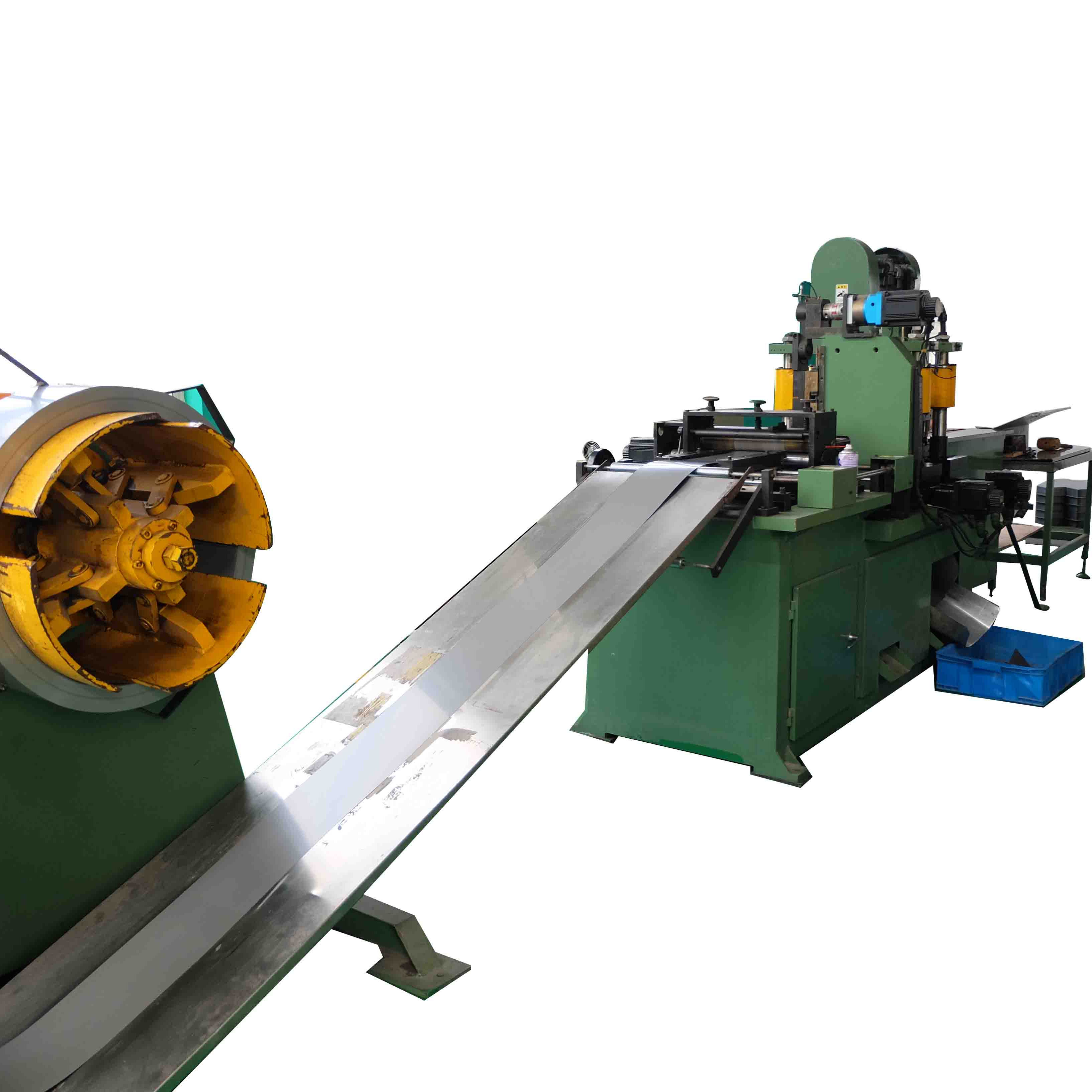 XE400 Automatic Reactor Core Cutting Line