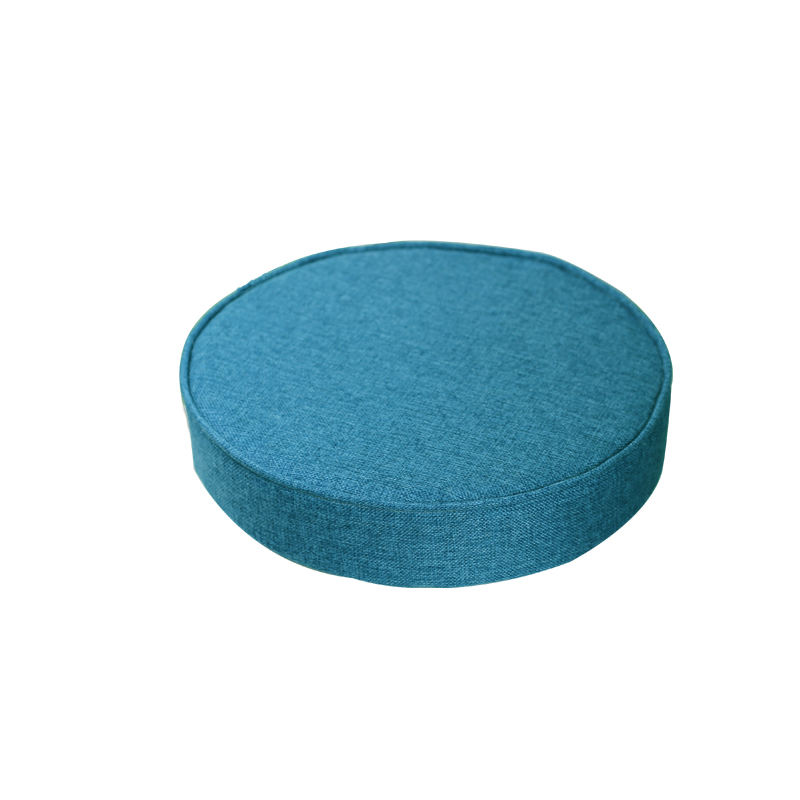 Comfortable customized home decoration yogo floor outdoor patio round memory foam meditation cushion