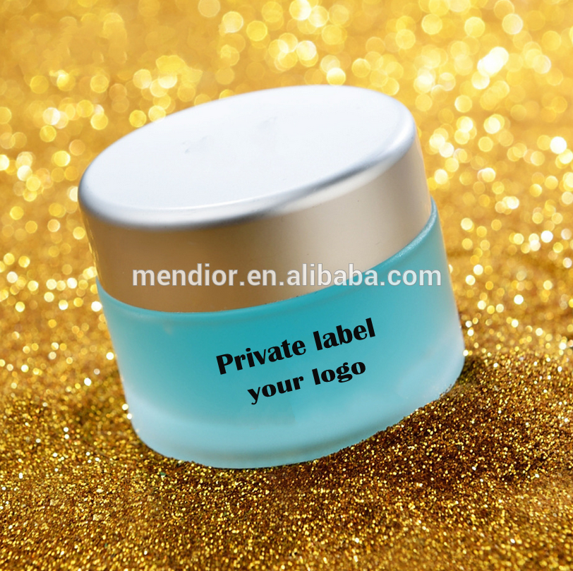 Menior OEM Natural face beauty cream Ocean water cream for deep Moisturizing&Nourishing