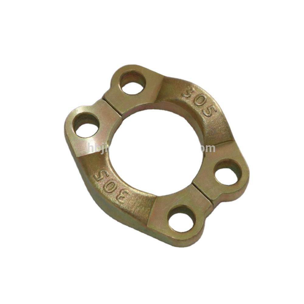 Heavy Duty Hydraulic Pipe Fitting Flange Clamp