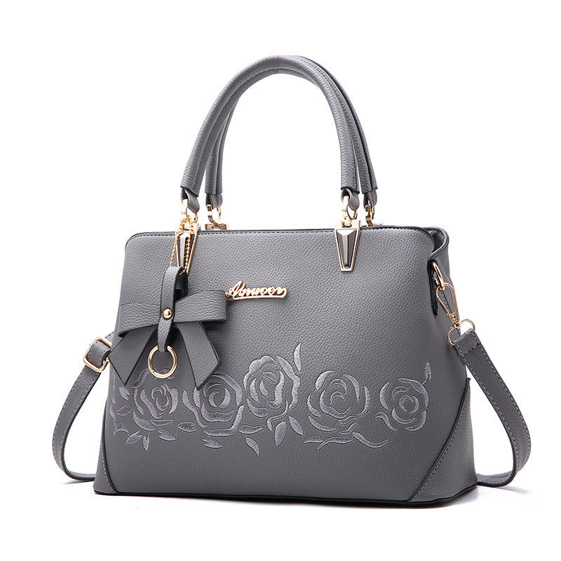 Manufacturer wholesale patent leather handbag brazil black leather handbags