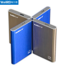 Wholesale High speed best price Portable External Hard Drive Disk 2TB HDD