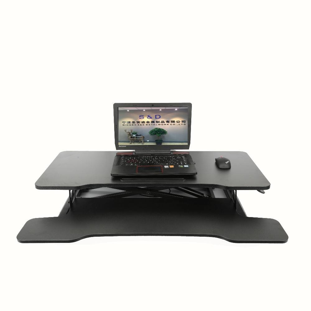 910mmX550mmX163mm Similar To Varidesk Height Adjustable Standing Desk/Sit To Stand Desk/Computer Desk Riser