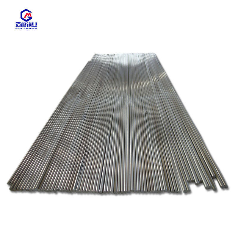 High performance extruded magnesium alloy az31b bar