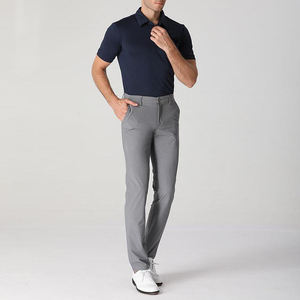 OEM 2020 news high quality straight trouser golf quick dry breathable pants